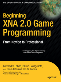 Beginning XNA 2.0 Game Programming From Novice to Professional
