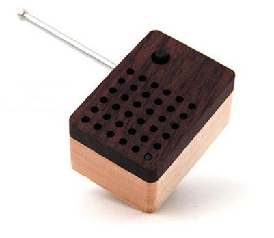 Motz Mini FM Radio