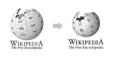 Изменение логотипа