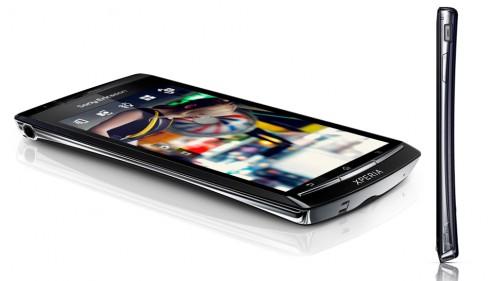 Sony Ericsson's Xperia Arc