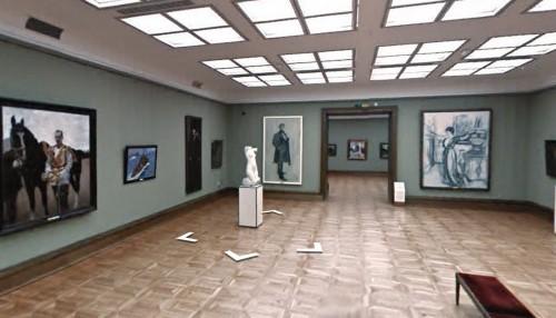 Панорамы Google - Третьяковская галеря