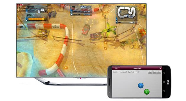 LG Smart TV AllJoyn