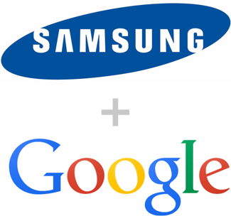 Samsung and Google