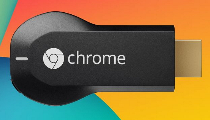 Google начала продажи мини-приставки Chromecast