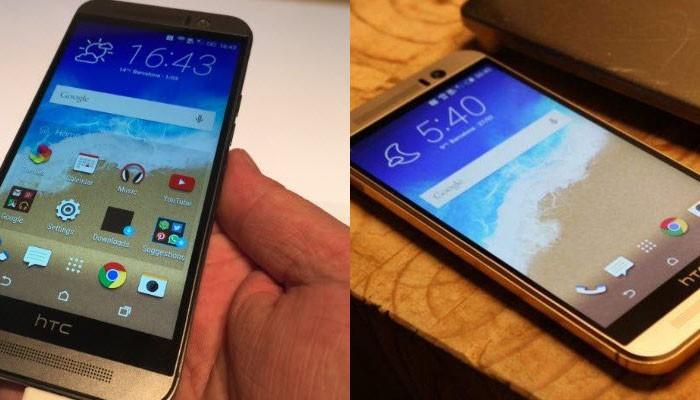 HTC презентовала новый смартфон One M9