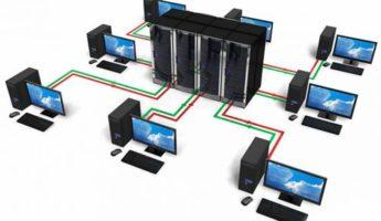 сервер интернет
